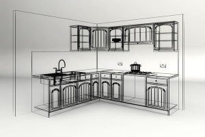 Newline Design Center - Country Kitchen Blueprint